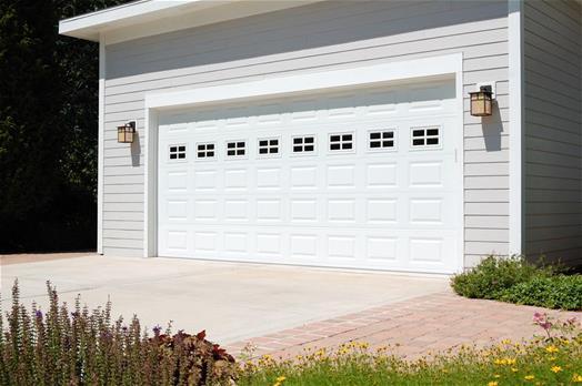 Authority Garage Supply Doors Door Openers Tampa Orlando Raised Panel 2250